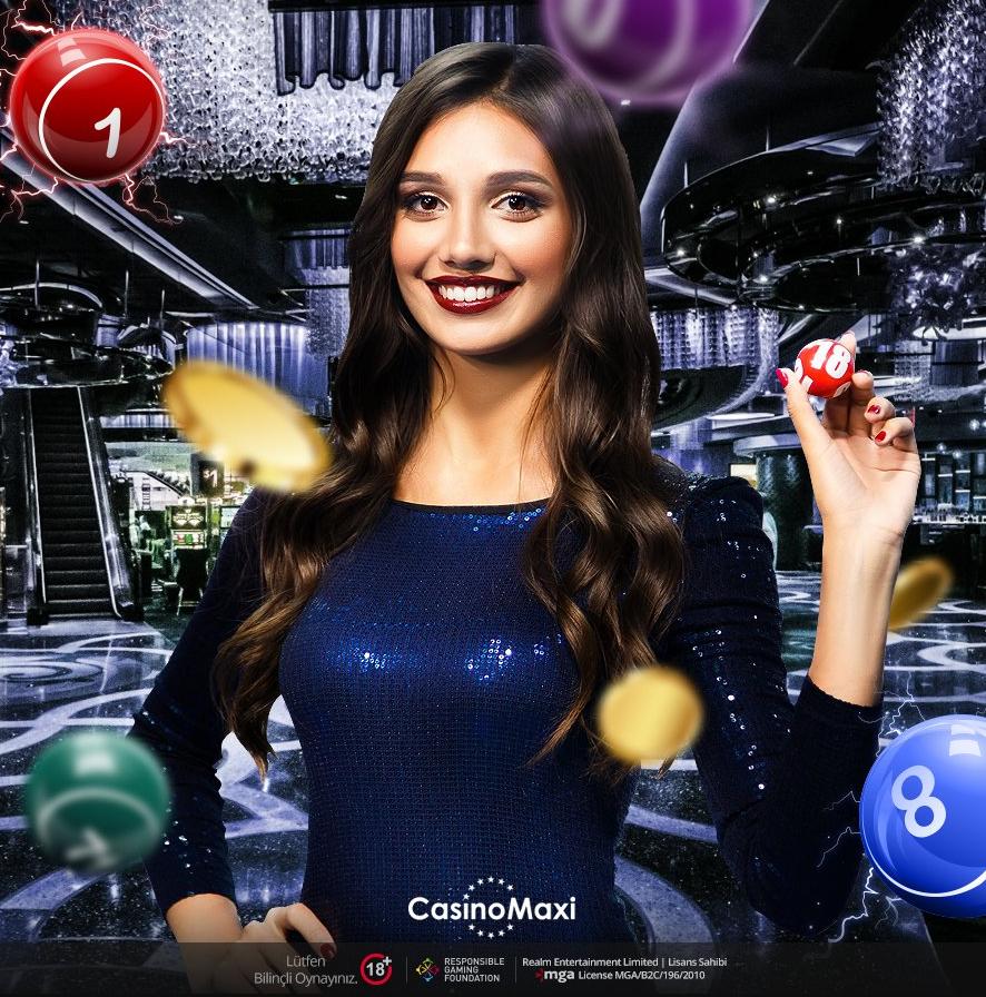 2021 CasinoMaxi Yeni Adresler